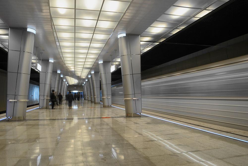 Станция «Козья слобода»